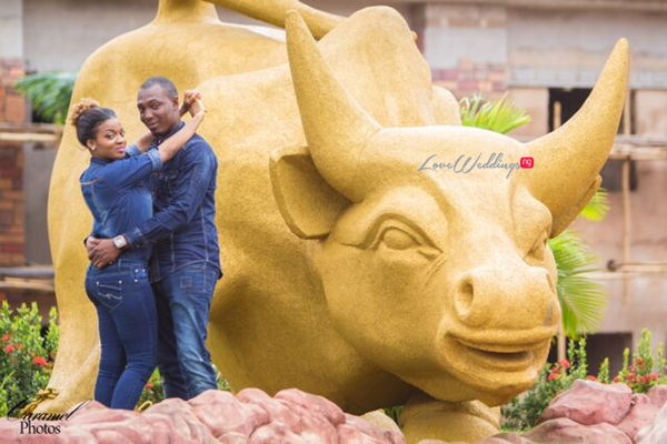 LoveweddingsNG Nigerian Pre Wedding Shoot Location - The Arriba Enugu Caramel Photos