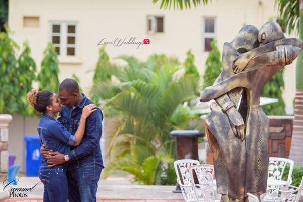 LoveweddingsNG Nigerian Pre Wedding Shoot Location - The Arriba Enugu Caramel Photos2