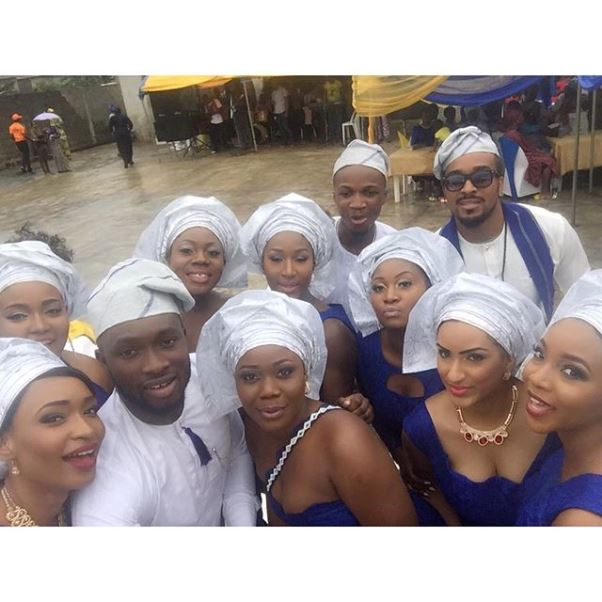 Mofe Duncan & Jessica Kakkad Traditional Wedding LoveweddingsNG5