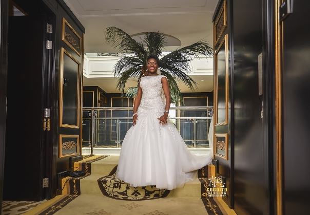 My Big Nigerian Wedding Blessing & George Abuja Wedding - LoveweddingsNG11