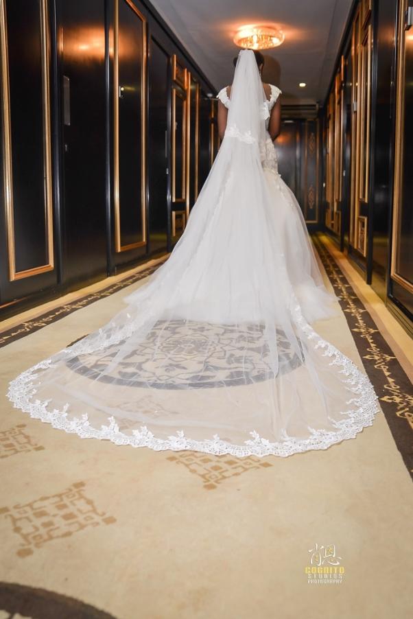 My Big Nigerian Wedding Blessing & George Abuja Wedding - LoveweddingsNG12