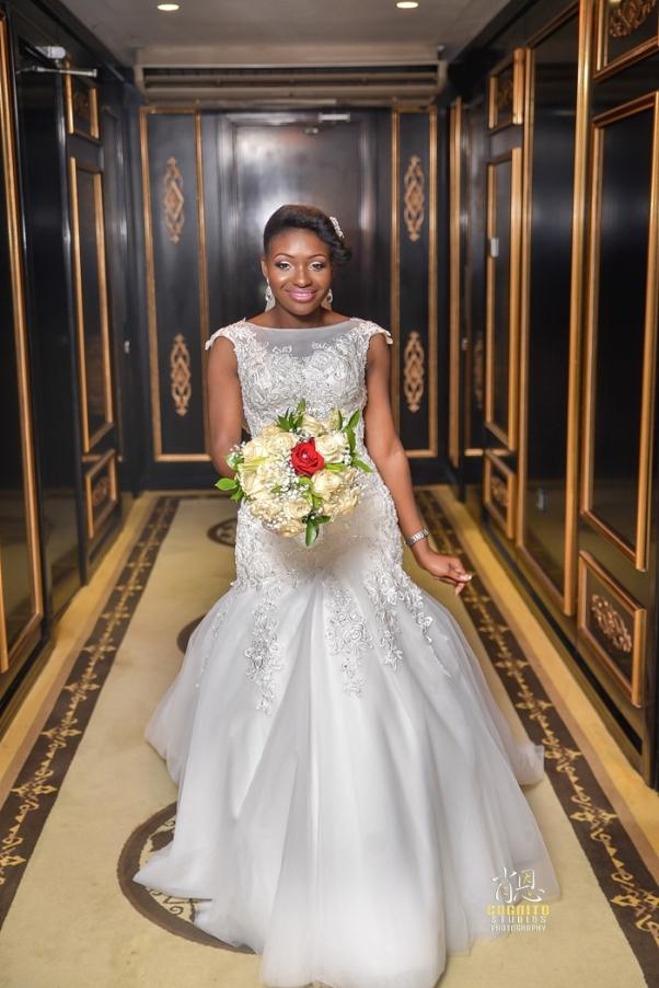 My Big Nigerian Wedding Blessing & George Abuja Wedding - LoveweddingsNG13