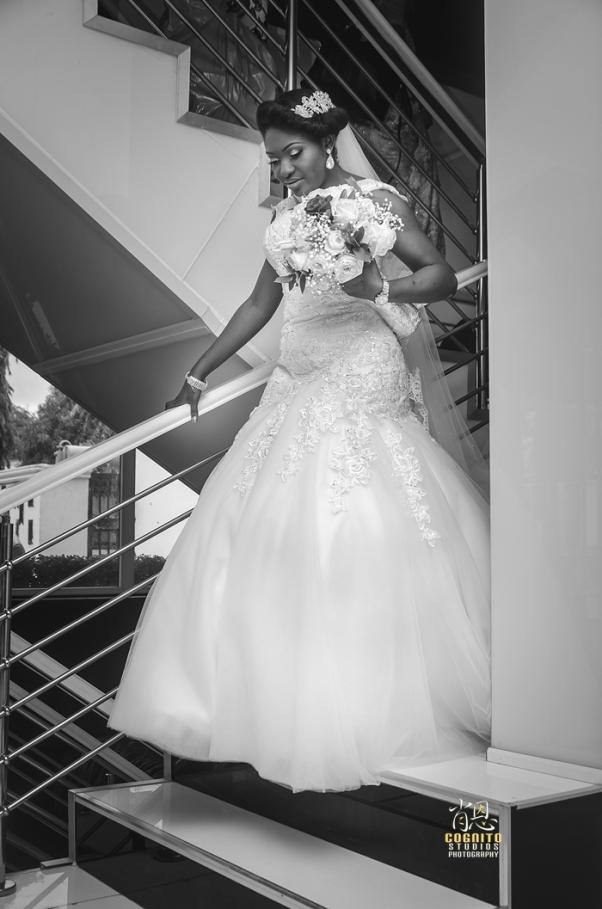My Big Nigerian Wedding Blessing & George Abuja Wedding - LoveweddingsNG14