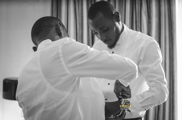 My Big Nigerian Wedding Blessing & George Abuja Wedding - LoveweddingsNG18
