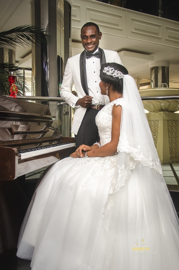 My Big Nigerian Wedding Blessing & George Abuja Wedding - LoveweddingsNG22