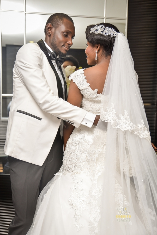 My Big Nigerian Wedding Blessing & George Abuja Wedding - LoveweddingsNG24