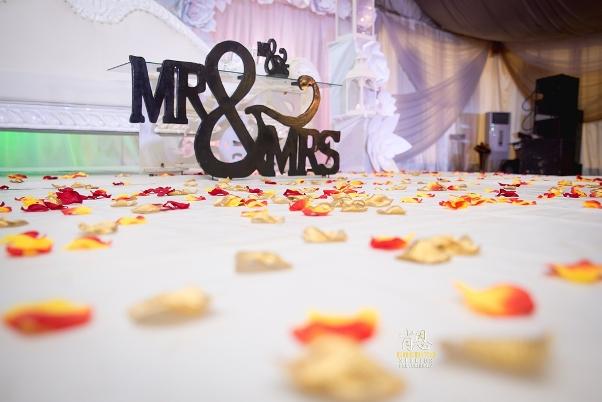 My Big Nigerian Wedding Blessing & George Abuja Wedding - LoveweddingsNG26