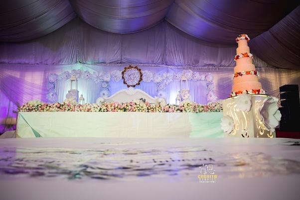 My Big Nigerian Wedding Blessing & George Abuja Wedding - LoveweddingsNG30