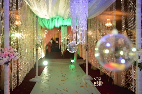 My Big Nigerian Wedding Blessing & George Abuja Wedding - LoveweddingsNG31