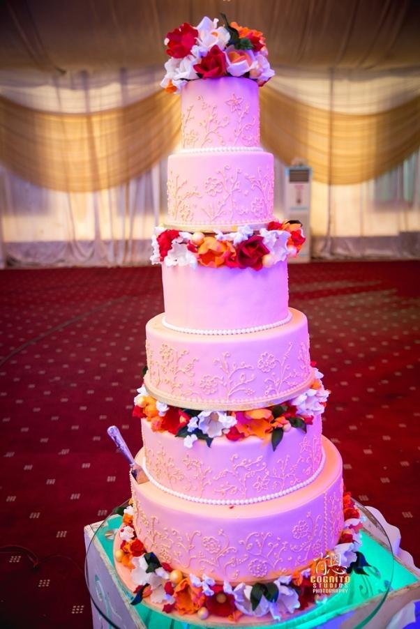 My Big Nigerian Wedding Blessing & George Abuja Wedding - LoveweddingsNG32