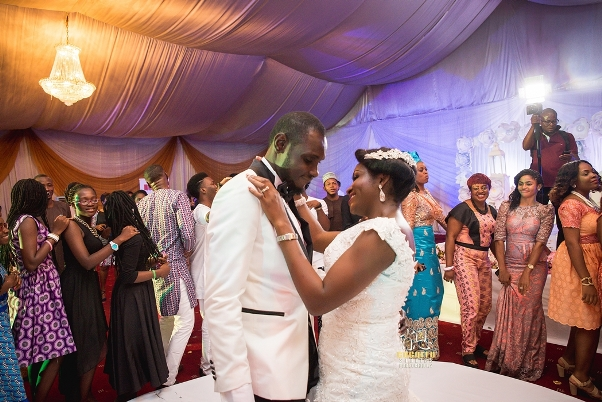 My Big Nigerian Wedding Blessing & George Abuja Wedding - LoveweddingsNG37