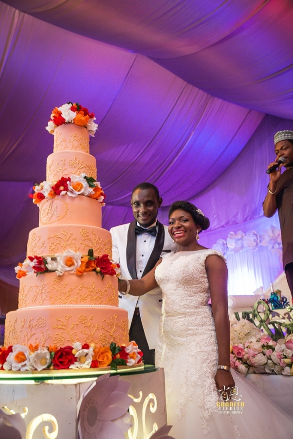 My Big Nigerian Wedding Blessing & George Abuja Wedding - LoveweddingsNG38
