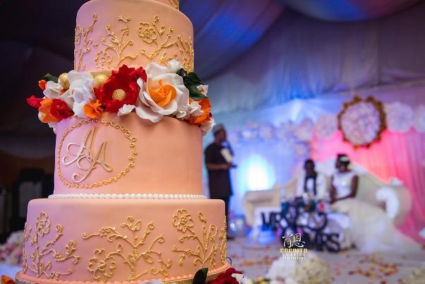 My Big Nigerian Wedding Blessing & George Abuja Wedding - LoveweddingsNG39