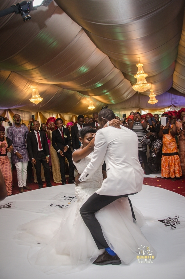My Big Nigerian Wedding Blessing & George Abuja Wedding - LoveweddingsNG40