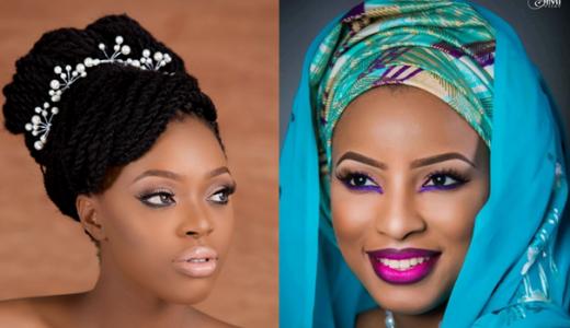 Nigerian Bridal Makeup Mimis Makeover - LoveweddingsNG feat