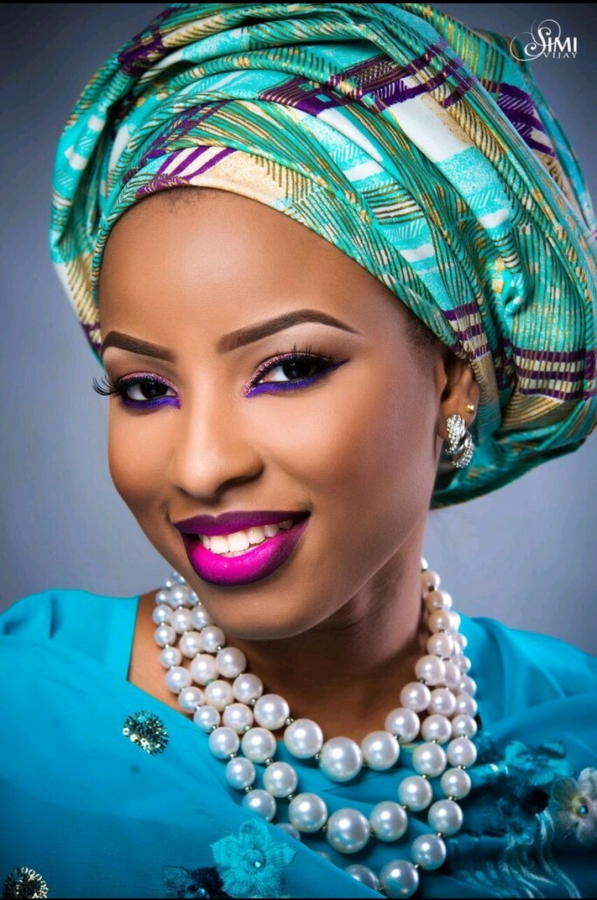 Nigerian Bridal Makeup Mimis Makeover - LoveweddingsNG1