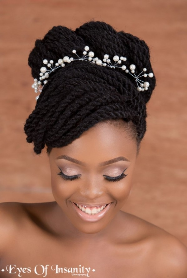 Nigerian Bridal Makeup Mimis Makeover - LoveweddingsNG3