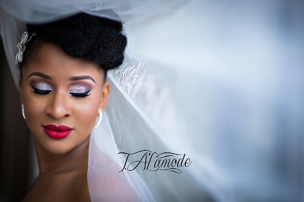 Nigerian Bridal Makeup TAlaMode Makeup LoveweddingsNG - Adesua Etomi 3