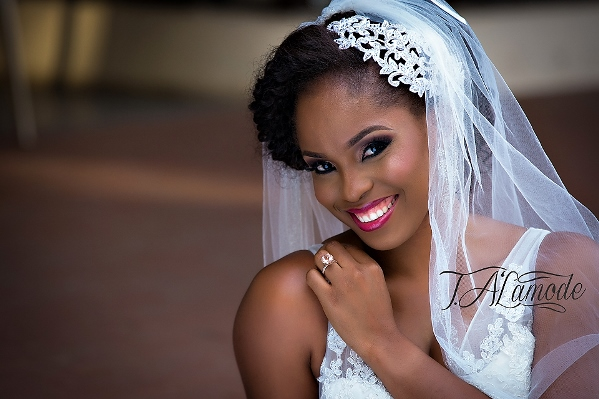 Nigerian Bridal Makeup TAlaMode Makeup LoveweddingsNG10