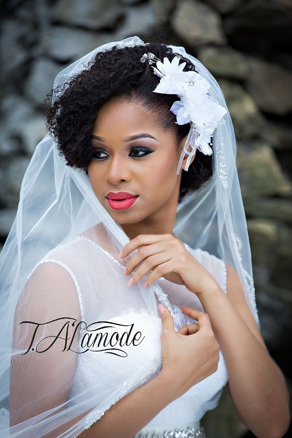 Nigerian Bridal Makeup TAlaMode Makeup LoveweddingsNG5