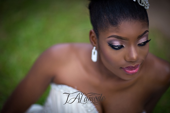 Nigerian Bridal Makeup TAlaMode Makeup LoveweddingsNG6