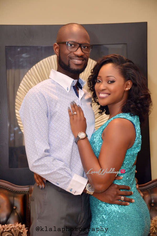 Nigerian Demola & Temilayo Pre Wedding Klala Photography