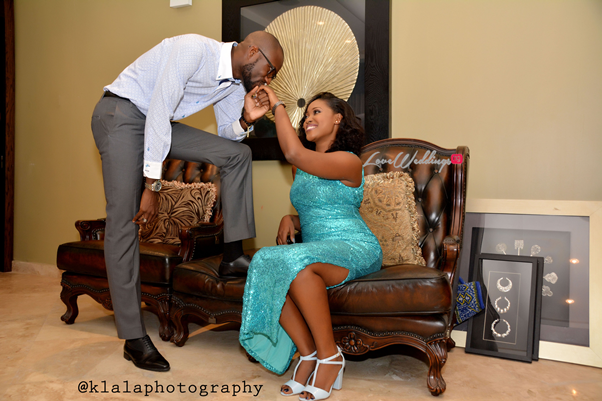 Nigerian Demola & Temilayo Pre Wedding Klala Photography1