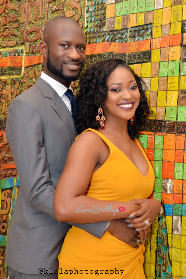 Nigerian Demola & Temilayo Pre Wedding Klala Photography2