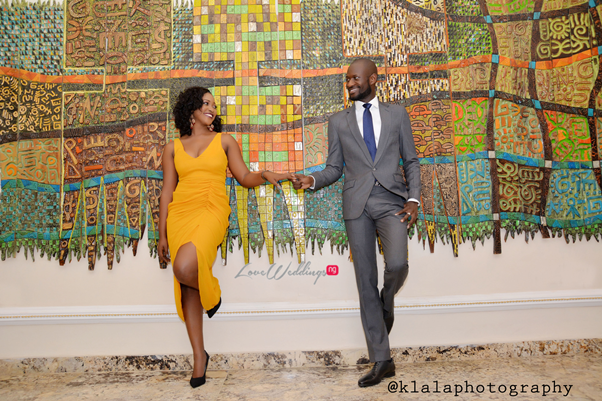 Nigerian Demola & Temilayo Pre Wedding Klala Photography4