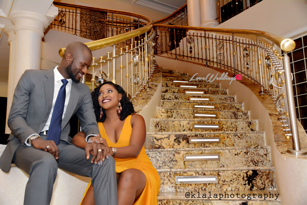 Nigerian Demola & Temilayo Pre Wedding Klala Photography5