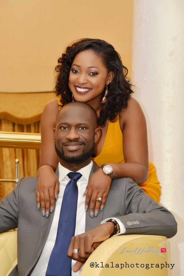 Nigerian Demola & Temilayo Pre Wedding Klala Photography8