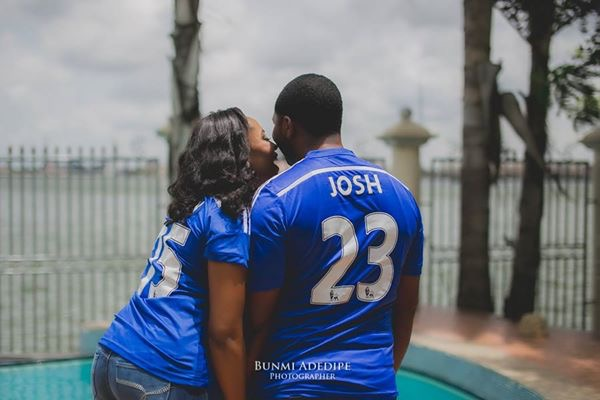 Nigerian Save The Date Inspiration Bunmi Adedipe Photography