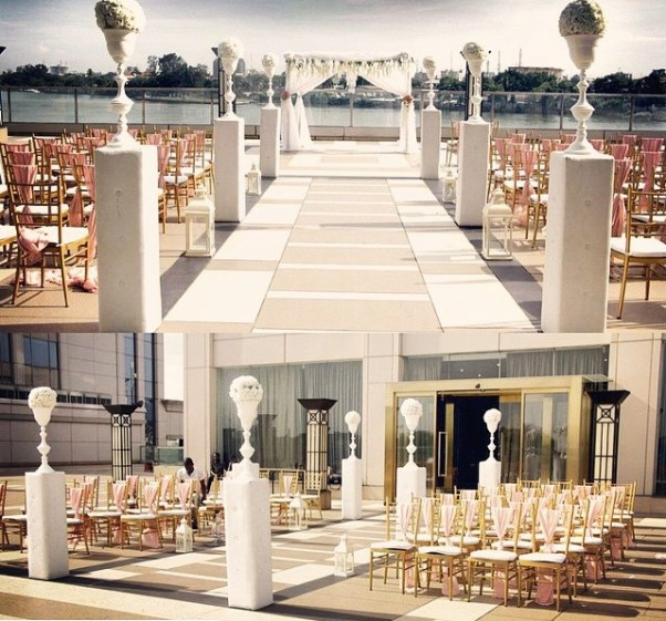 Nigerian Wedding Decor LoveweddingsNG Posh Event Solutions