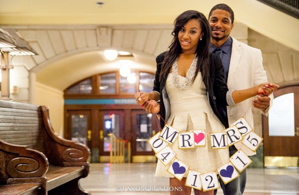 Save The Date LoveweddingsNG - TCWedding Photography1
