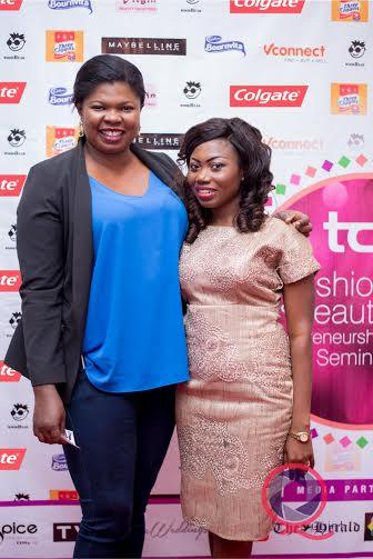 TCP Fashion & Beauty - LoveweddingsNG - Tomi Adenuga and Bimpe Onakoya