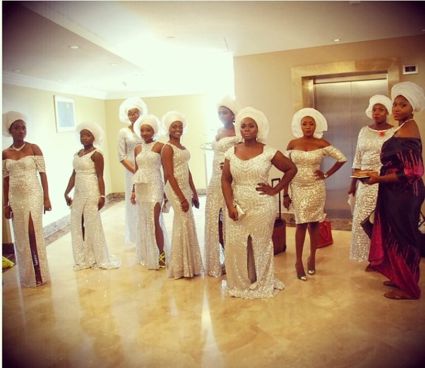 Tobor Esiri & Victor Akinyooye Traditional Wedding LoveweddingsNG - Solange