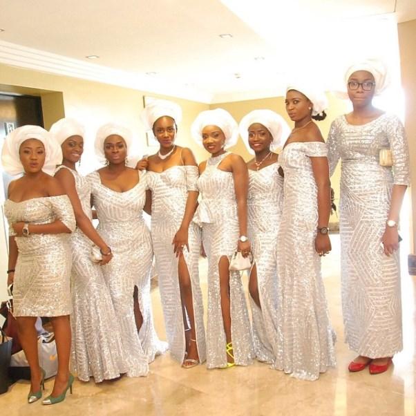 Tobor Esiri & Victor Akinyooye Traditional Wedding LoveweddingsNG10