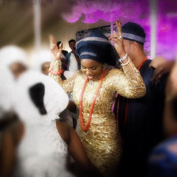 Tobor Esiri & Victor Akinyooye Traditional Wedding LoveweddingsNG11