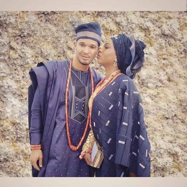 Tobor Esiri & Victor Akinyooye Traditional Wedding LoveweddingsNG2