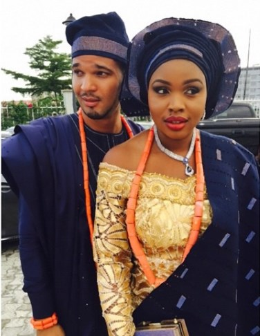 Tobor Esiri & Victor Akinyooye Traditional Wedding LoveweddingsNG4