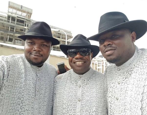Tobor Esiri & Victor Akinyooye Traditional Wedding LoveweddingsNG5