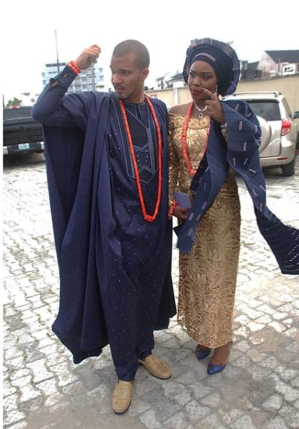 Tobor Esiri & Victor Akinyooye Traditional Wedding LoveweddingsNG8
