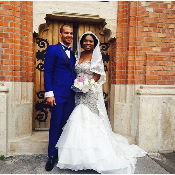 Tobor Esiri & Victor Akinyooye Wedding Budapest LoveweddingsNG