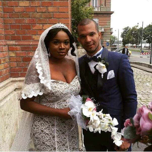 Tobor Esiri & Victor Akinyooye Wedding Budapest LoveweddingsNG2