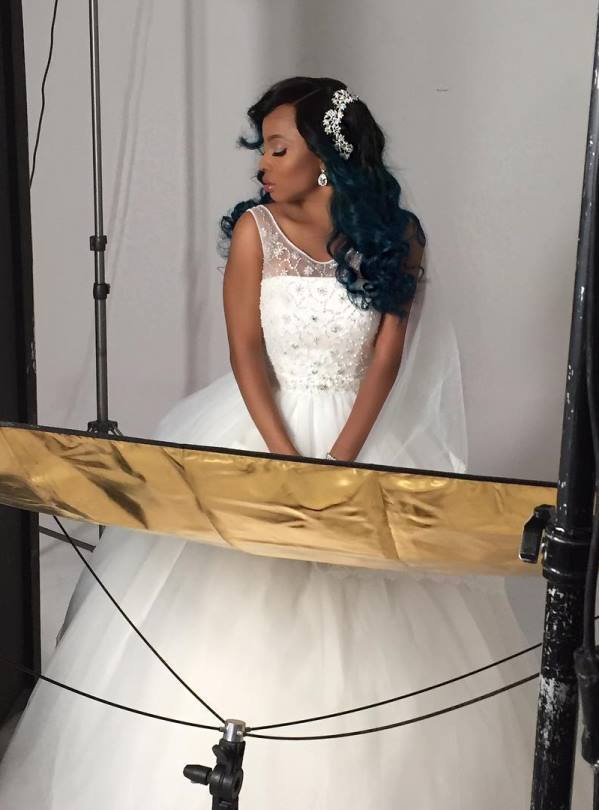 Toke Makinwa Complete Fashion Wedding LoveweddingsNG