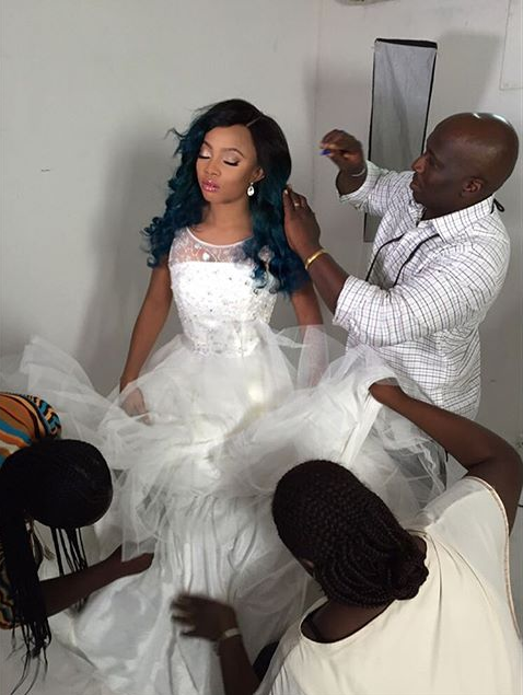 Toke Makinwa Complete Fashion Wedding LoveweddingsNG1