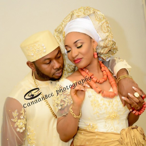 Tonto Dikeh Oladunni Churchill Traditional Wedding - LoveweddingsNG3