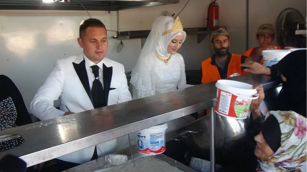 Turkish Couple feed 4000 Syrian refugees LoveweddingsNG