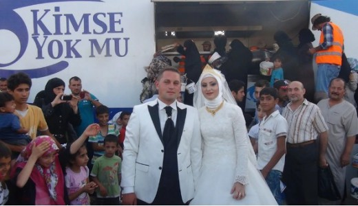Turkish Couple feed 4000 Syrian refugees LoveweddingsNG1