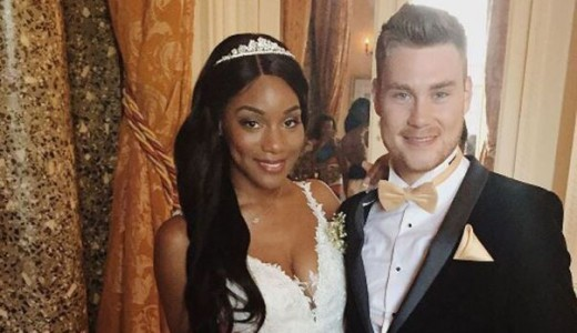 X factor Rachel Adedeji weds LoveweddingsNG feat